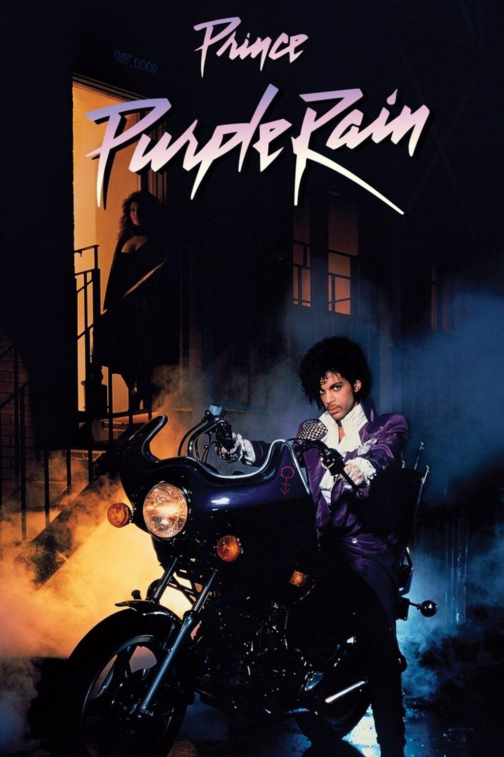 Purple Rain vuelve a los cines tras la muerte de Prince