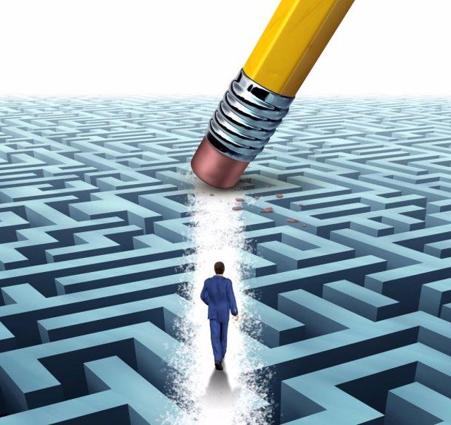 Determinación, resiliencia, liderazgo, soluciones