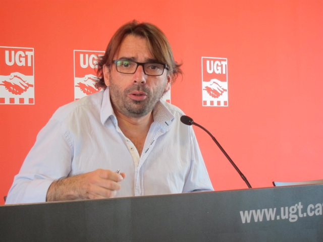 Camil Ros (UGT)