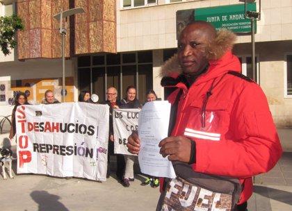 En Comù plantea de nuevo en el Congreso la dación en pago y el fin del desahucio exprés