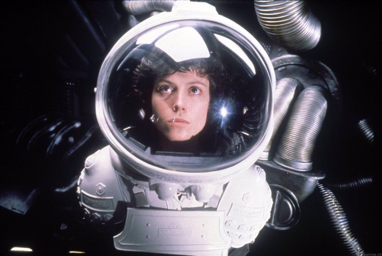 Sigourney Weaver en Alien