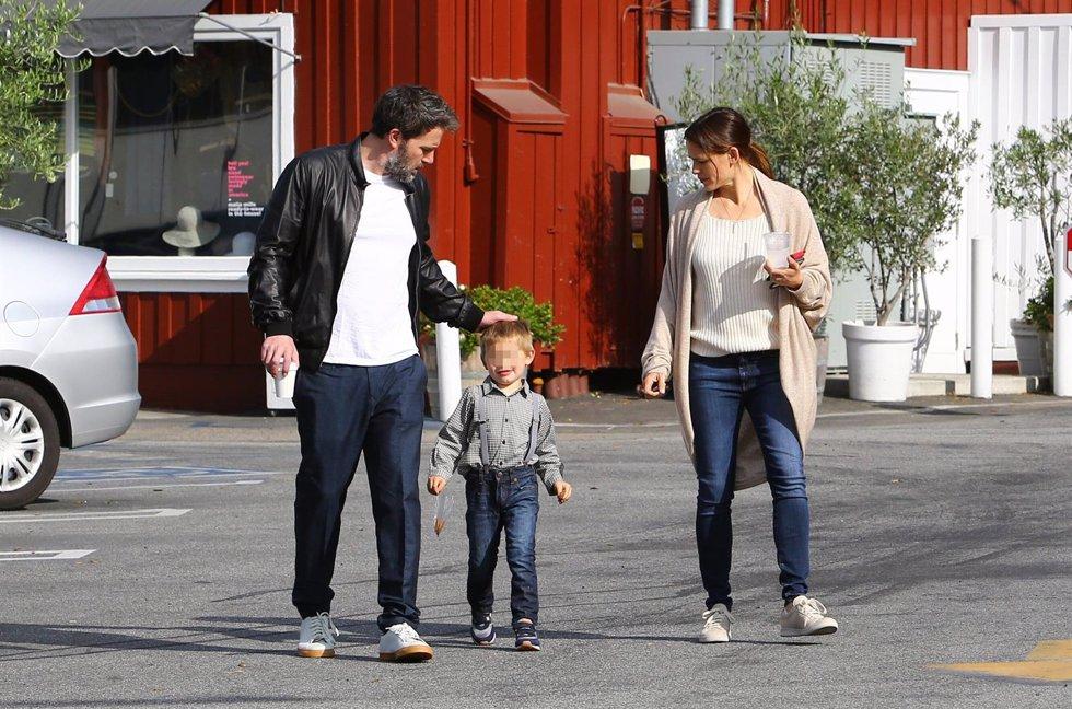 Ben Affleck y Jennifer Garner: el espejismo de una familia feliz
