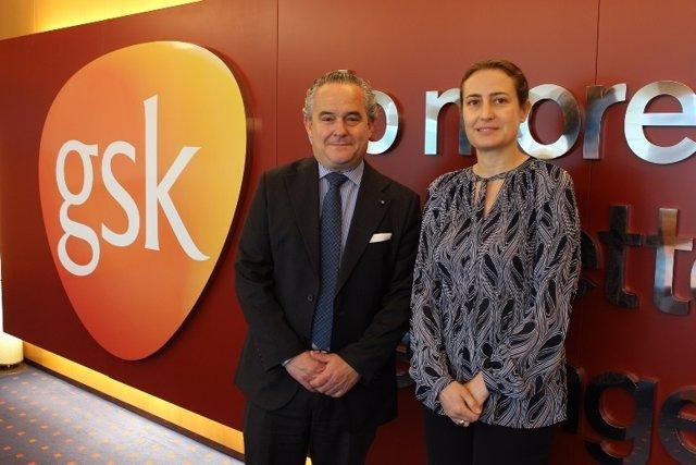 Firma del convenio GSK y Adecco