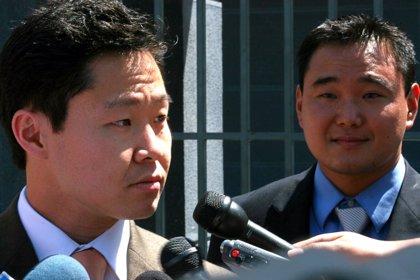 Kenji Fujimori se postula para 2021 si su hermana no gana la segunda vuelta