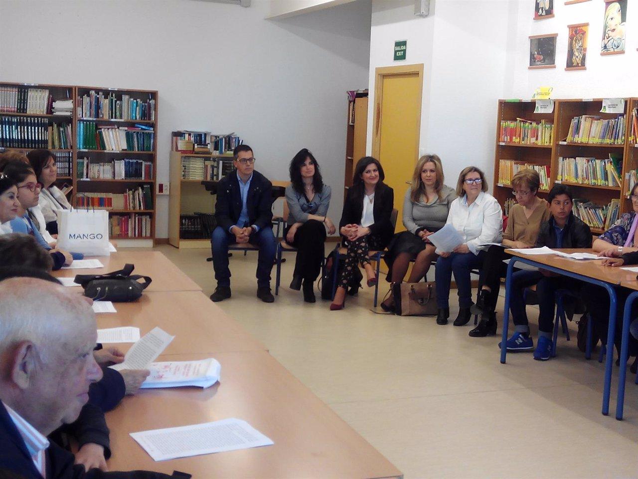 Comunidad de aprendizaje en Linares
