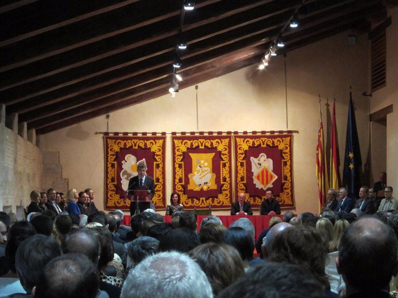 Dia de les Corts Valencianes