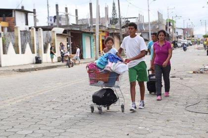 El PMA de la ONU amplía su plan de emergencia para asistir a 260.000 personas en Ecuador