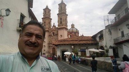 Asesinan a un periodista a la salida de su domicilio en Guerrero, México