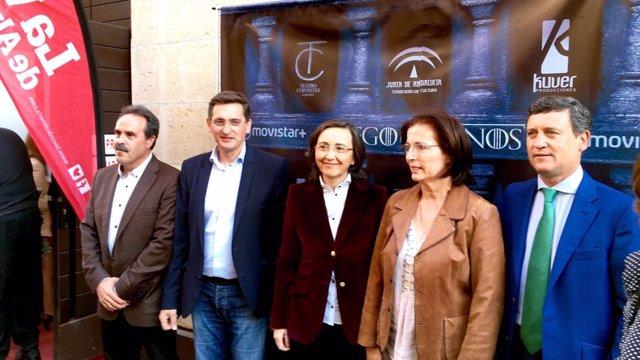 Rosa Aguilar asiste al estreno de la VI temporada de 'Juego de Tronos'