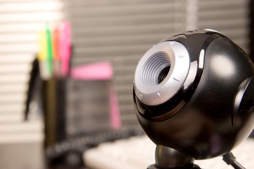 Las webcam en los centros educativos infantiles