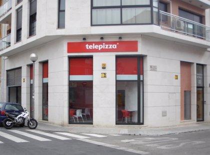 Telepizza regresa al parqué casi diez años después valorada en 780,6 millones