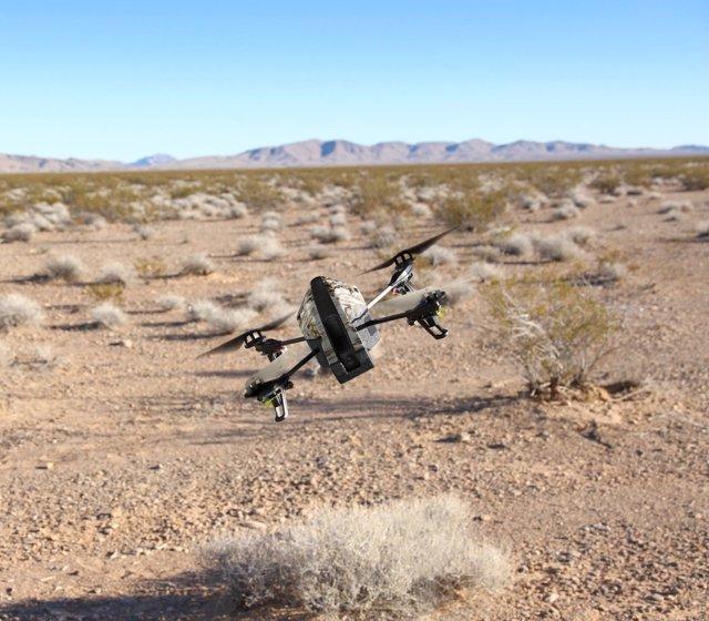 Recurso de dron