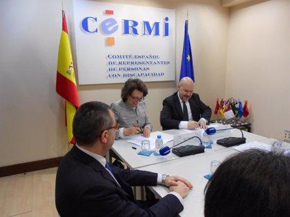 AECC y CERMI acuerdan defender los derechos de los pacientes con cáncer