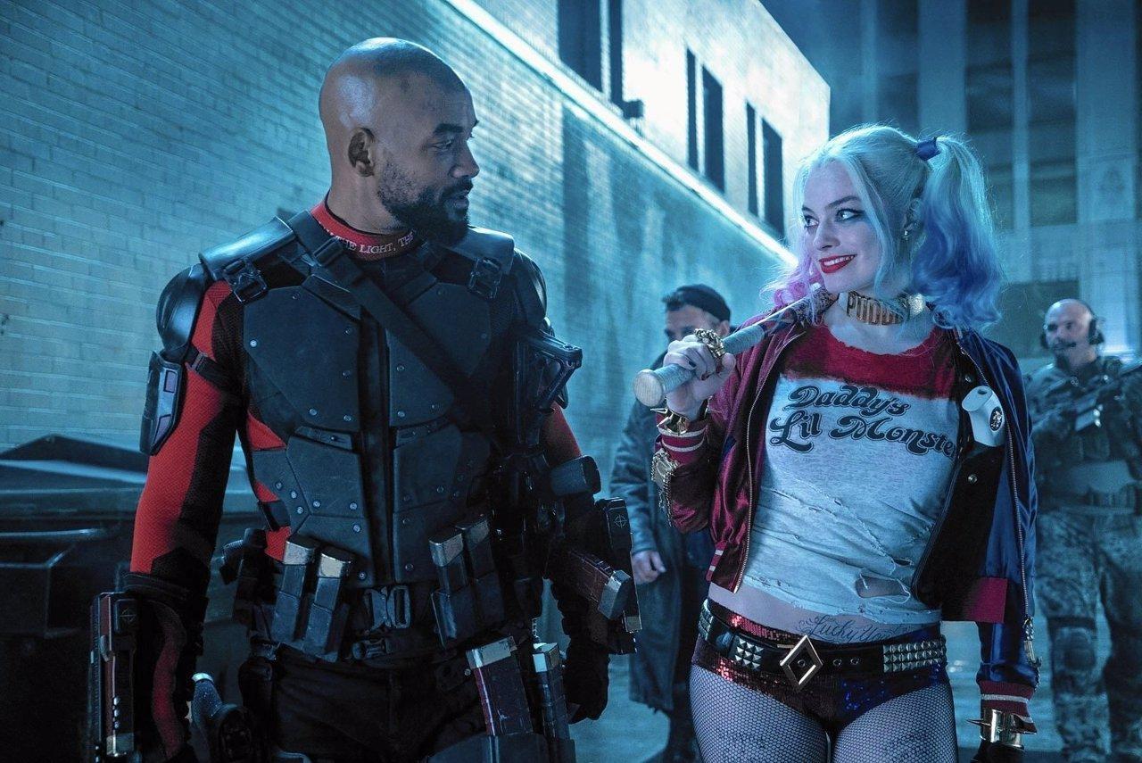 Deadshot y Harley Quinn en Escuadrón Suicida (Suicide Squad)