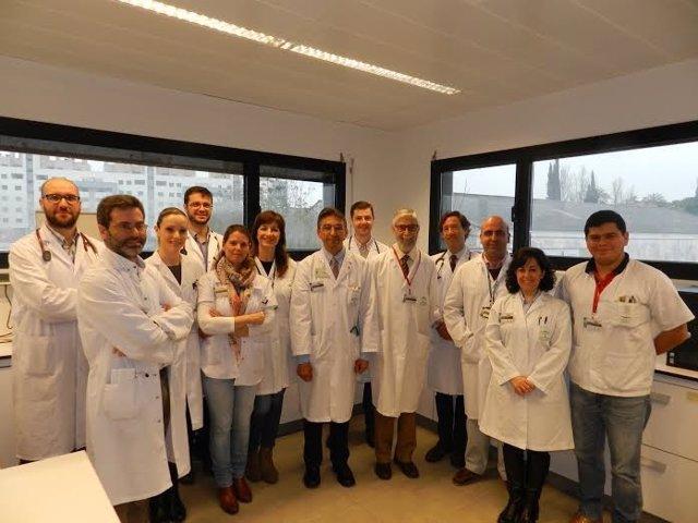 Investigadores Grupo de Nutrigenómica y Síndrome Metabólico