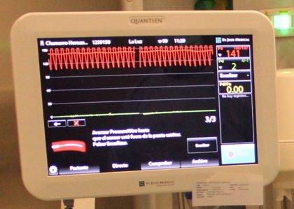 El Hospital La Luz usa la 'Guía de Presión' para la valoración de las obstrucciones coronarias