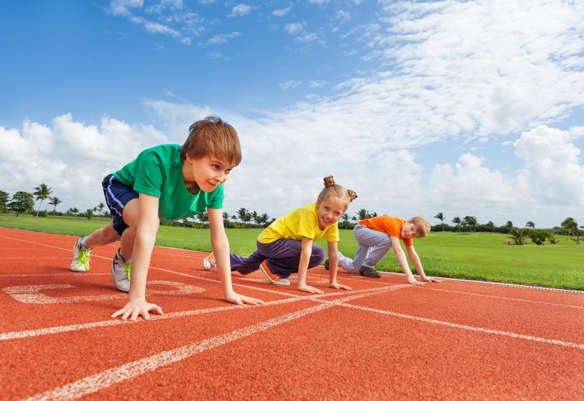 Cómo elegir el deporte para tus hijos
