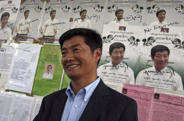 Doctor En Harvard, Lobsang Sangay