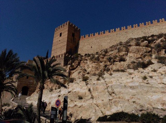 La Alcazaba de Almería