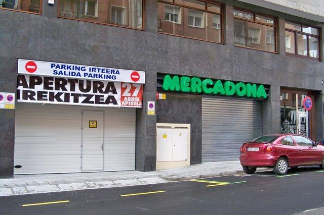 Mecadona Bilbao