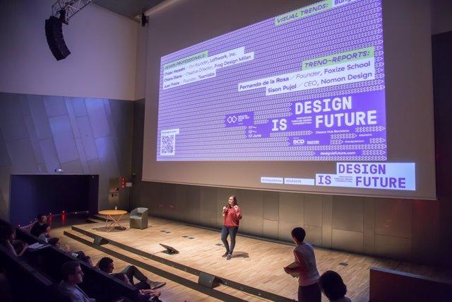 Primera edición del congreso 'Design is future' de BCD