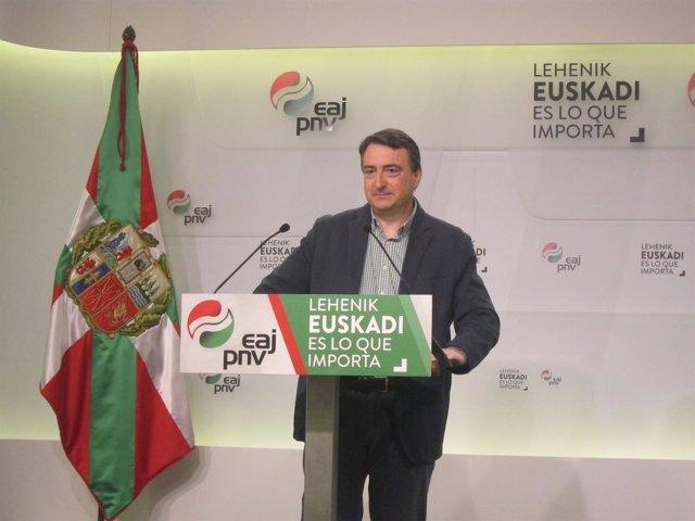 Aitor Esteban (PNV)