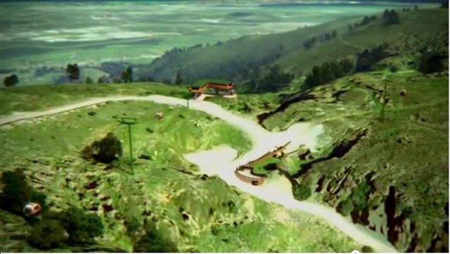 Funicular Cabárceno
