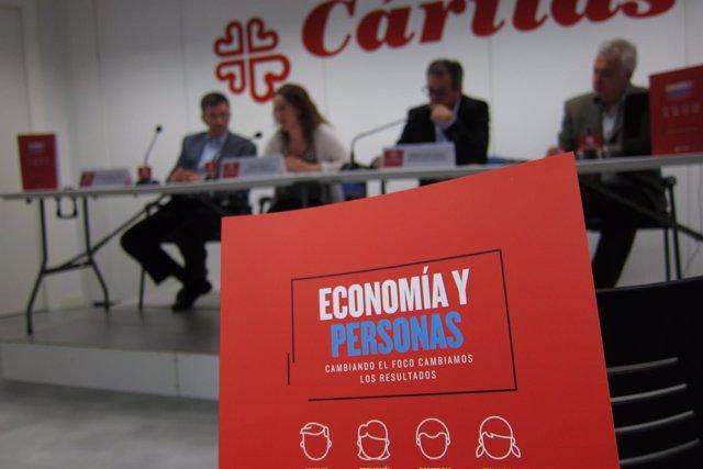 Presentación del estudio 'Economía y personas'