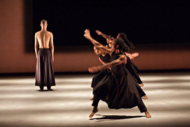 Estreno nacional del nuevo 'Kaash' en el Teatro Central, en Sevilla