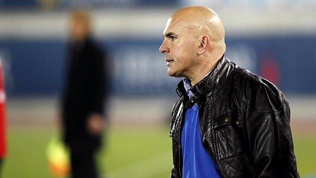 Luis César Sampedro, entrenador español
