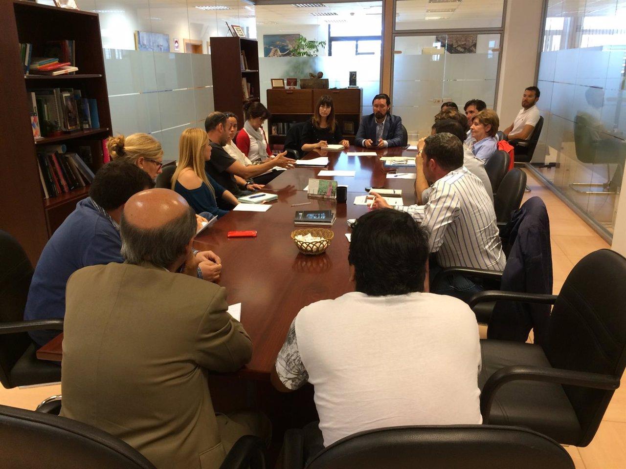 Del Área de Participación Ciudadana, Inmigración y Cooperación al Desarrollo