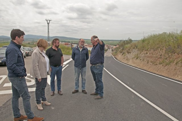 Carretera de Riolobos en Cáceres