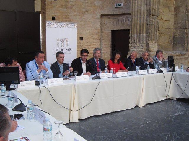 Inauguración del primer encuentro sobre análisis de los mercados gastronómicos