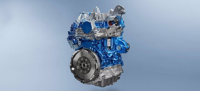 Ford - Motor EcoBlue 2.0