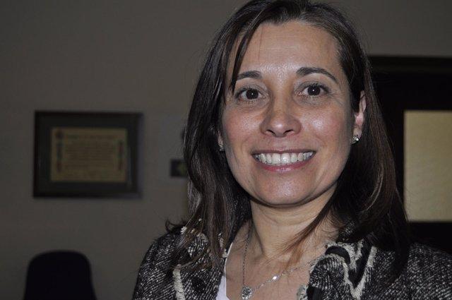 La directora general del Agua, Liana Ardiles.