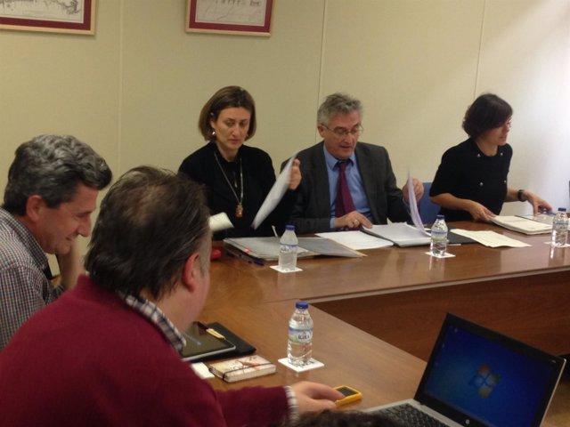 Olona ha presidido la constitución del Comité Social del Lindano.