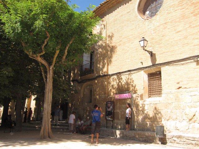Santuario de Misericordia de Borja (Zaragoza)