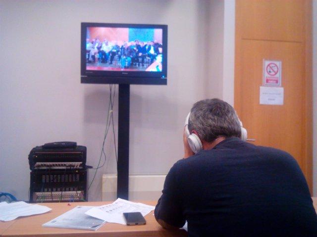 Un periodista, siguiendo el juicio del 'caso Marea'