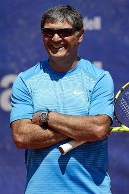 Toni Nadal, Barcelona openbank sabadell