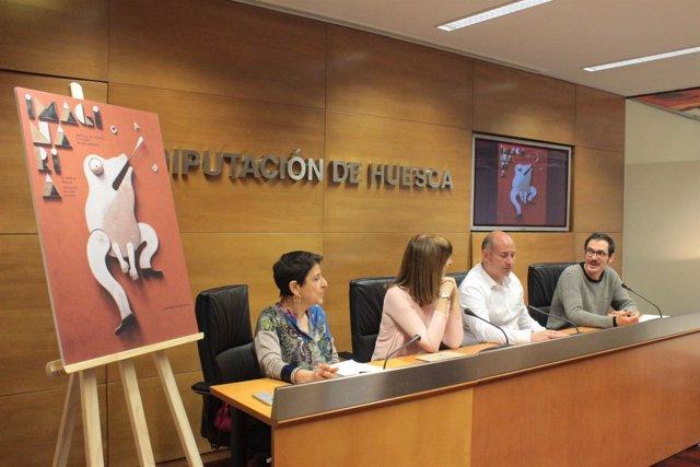 Presentación del Festival de Títeres e Imagen en Movimiento 'Imaginaria'