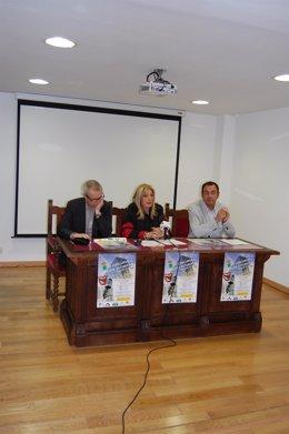 Presentación del VI Concurso de Canción Asturiana de Siero.