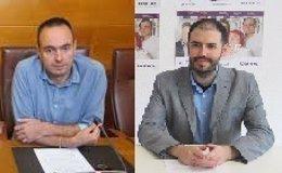 José Ramón Blanco y Julio Revuelta