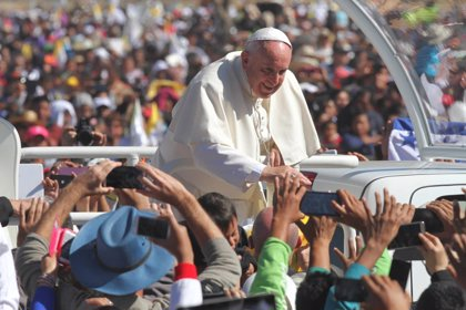 """El Papa tiene un """"hondo recuerdo"""" de su viaje a México"""