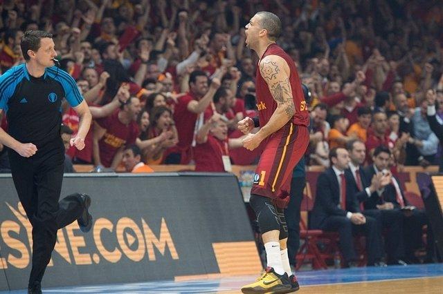 El Galatasaray, campeón de la Eurocup 2015/2016