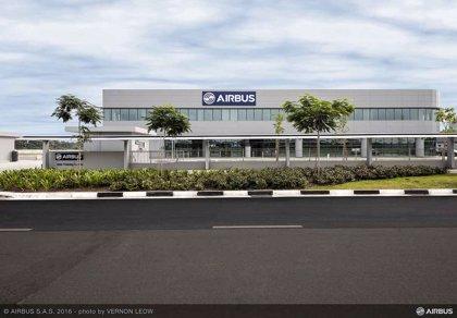 Airbus gana 399 millones hasta marzo, un 50% menos