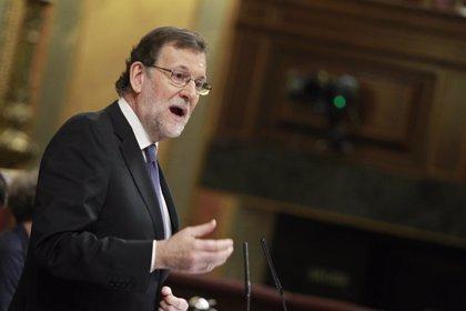 """Rajoy pide que """"vuelva la cordura"""" a la política para """"consolidar"""" la recuperación"""