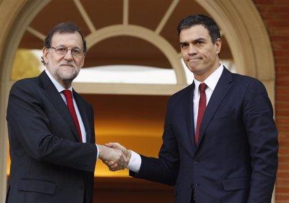 """Rajoy ve """"bien"""" que Sánchez retire su acusación de que no es un político decente"""
