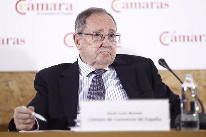 La Cámara de Comercio de España prevé que la tasa de paro baje al 20% este año