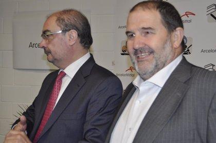 Lambán da por seguro que Magna se instalará en Pedrola y creará 150 puestos de trabajo