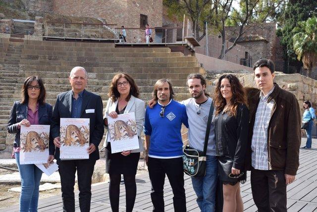 Presentación del Festival de Teatro Grecolatino de Málaga